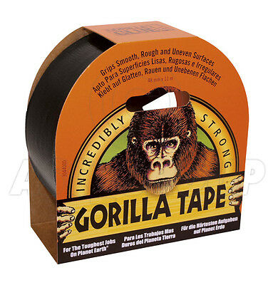 Gorilla Glue Tape - 48mm x 11M, Strong Duct Gaffer Tape