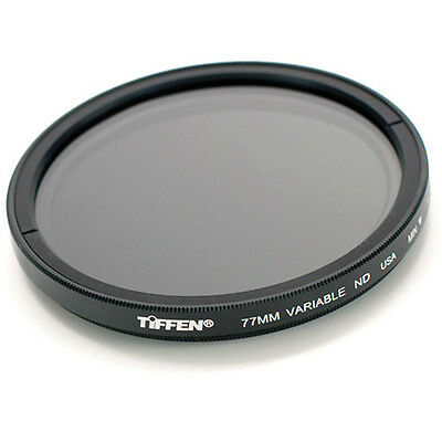 Tiffen 77mm Variable Neutral Density Filter Use to Create Special Effects 77VND