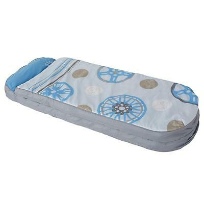 Boys Generic Blue Ready Bed Bedding Readybed Sleeping Bag Solution New