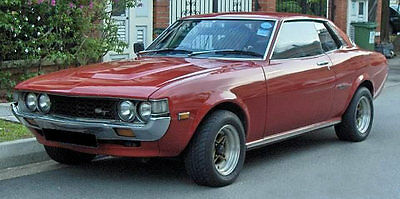 Toyota Celica 1970-1977 1.6L 2T 2T-G  Engine Workshop Service Repair Manual