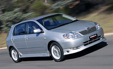 Toyota Corolla Sportivo 2003-2005 Zze123 Factory Workshop Service Repair Manual
