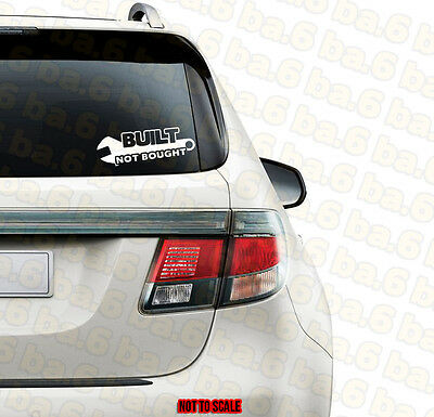3x Custom EFI Live Decal Your Business Name Tuner Fuel Injection racing turbo