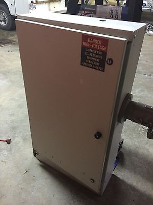Generator Transfer Switch Marconi Juice Box 200A Manual w/Eaton breakers!