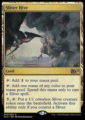 ALVEARE DEI TRAMUTANTI - SLIVER HIVE Magic M15 Mint