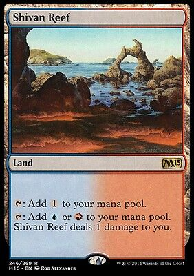 BARRIERA DI SHIV - SHIVAN REEF Magic M15 Mint