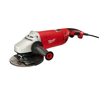 "Milwaukee 6088-30 7/9"" 15AMP Grinder /Lock-On"