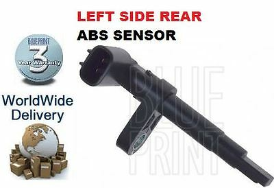For Lexus Is200D Is220D Is250C 2005-> New Left Side Rear Abs Sensor *oe Quality*