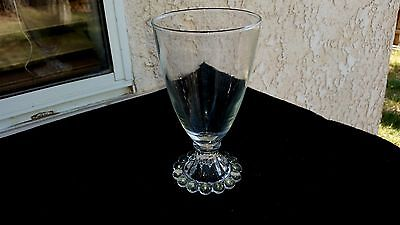 "Crystal Boopie Bubble 8 oz. Stemware 5 3/8"" Tall"