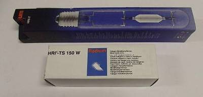Radium 150w 250w 400w Metal Halide Lamp Bulb Tube Marine Fish Aquarium SE DE New
