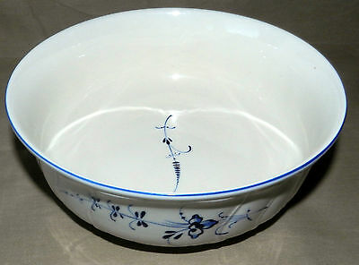 Beautiful New Villeroy & Boch Round Large Serving Bowl Vieux Luxembourg Vitro
