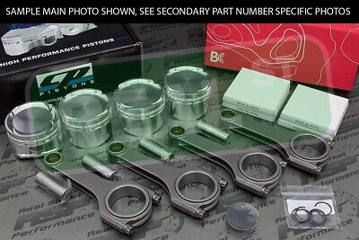 CP Pistons Brian Crower Rods Corolla 4AGE 20 Valve 12.0:1 81.5mm