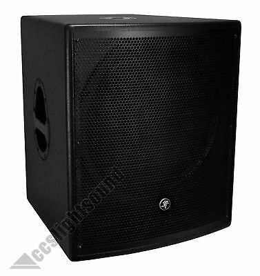Mackie S518S 18-Inch Sub-Woofer Passive Speaker Cabinet
