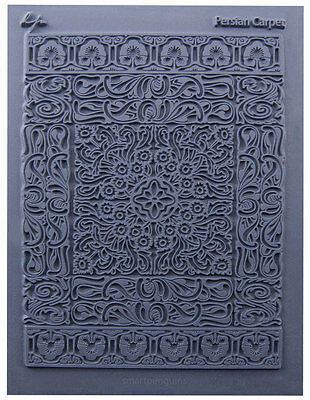 Lisa Pavelka Texture Stamp Sheet Signature Series Persian Carpet Style 527045