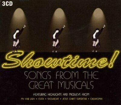 Various Artists : Showtime CD Value Guaranteed from eBay's biggest seller!