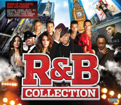 Various Artists : R&B Collection 2011 CD (2010)