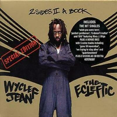 Wyclef Jean : The Ecleftic - 2 Sides II a Book CD (2001)