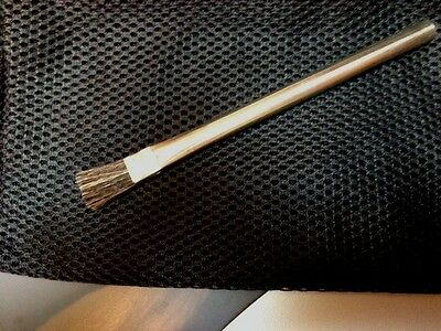 FLUX BRUSHES**HORSEHAIR*for Hobbyist, Automotive, Home Use, painting, plumbing!