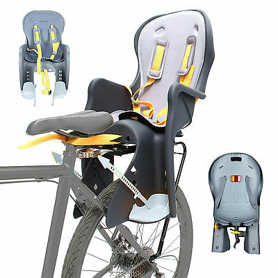 """Bicycle Kids child Rear Baby Seat bike Carrier Australia Standard Fit all 26"""" 70"""