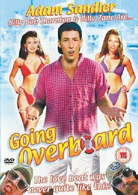 Going Overboard [1989] [DVD] DVD