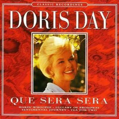 Doris Day : Que Sera Sera CD (2008) Value Guaranteed from eBay's biggest seller!