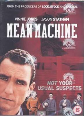 Mean Machine DVD (2002) Vinnie Jones, Skolnick (DIR) cert 15 Fast and FREE P & P