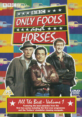 Only Fools and Horses: All the Best - Volume 1 DVD (2004) David Jason