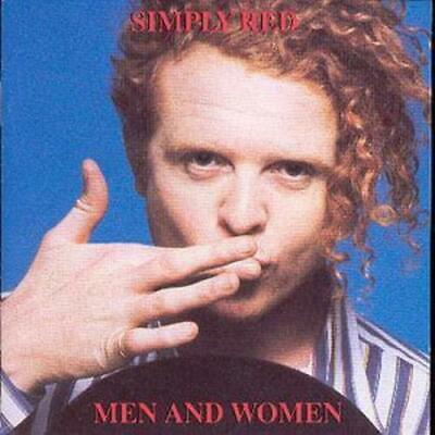 Simply Red : Men And Women CD (1987) Highly Rated eBay Seller Great Prices