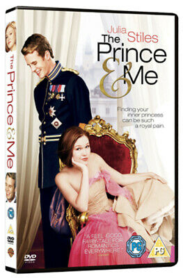 The Prince and Me DVD (2005) Julia Stiles, Coolidge (DIR) cert PG Amazing Value