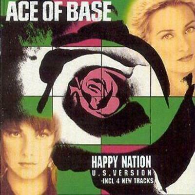 Ace of Base : Happy Nation CD (1998)