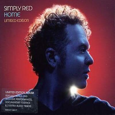 Simply Red : Home [special Edition - With Bonus Dvd] CD (2003)