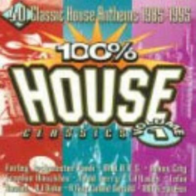 Various : 100% House Classics CD Value Guaranteed from eBay's biggest seller!