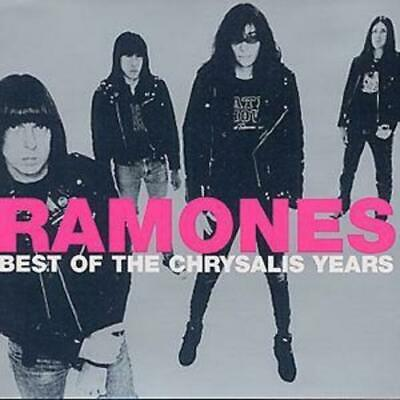The Ramones : The Best Of The Chrysalis Years CD (2002)