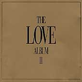 Various Artists : The Love Album II CD Highly Rated eBay Seller Great Prices