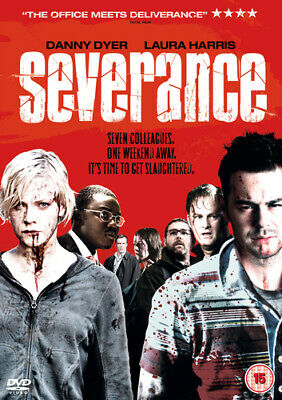 Severance DVD (2007) Danny Dyer, Smith (DIR) cert 15 FREE Shipping, Save £s