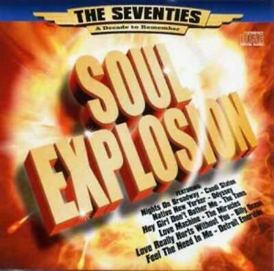 Various Artists : Soul Explosion: the Best of 70s Soul CD