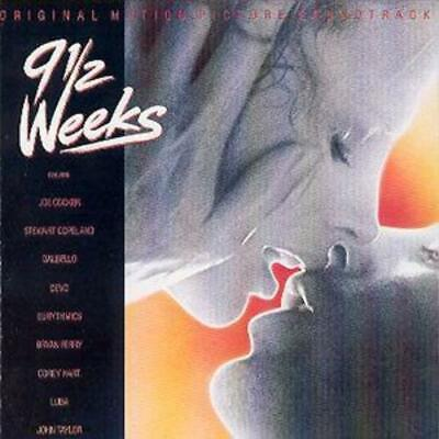 Soundtrack : 9 1/2 Weeks CD (1989) Value Guaranteed from eBay's biggest seller!