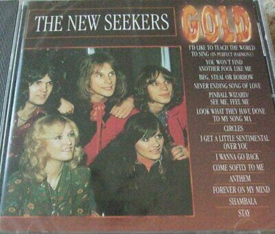 The New Seekers : Gold CD