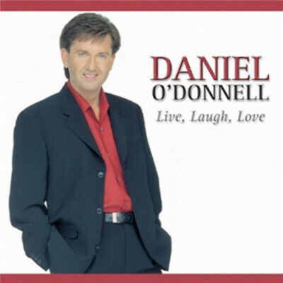 Daniel O'Donnell : Live, Laugh, Love CD (2009)