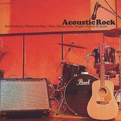 Various Artists : Acoustic Rock CD (2003)