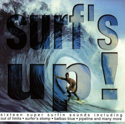 Various : Surfs Up CD Value Guaranteed from eBay's biggest seller!