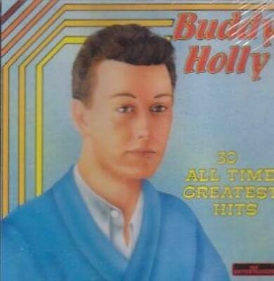 Buddy Holly : 30 All Time Greatest Hits CD