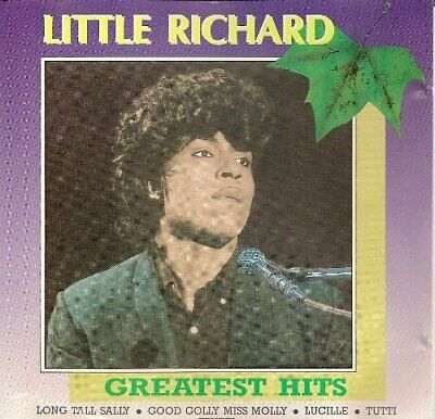 Various Artists : Greatest Hits Little Richard CD Expertly Refurbished Product