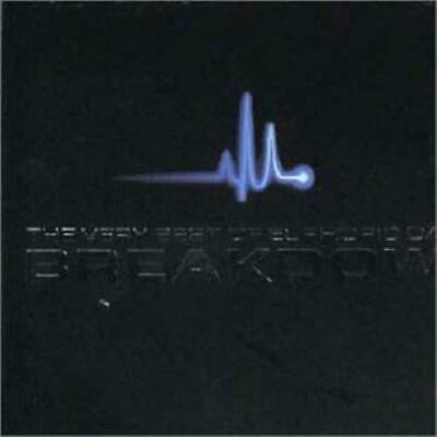 Various Artists : Breakdown - Very Best of Euphoric Dance CD Fast and FREE P & P