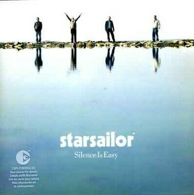 Starsailor : Silence Is Easy CD Value Guaranteed from eBay's biggest seller!