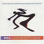 Various Artists : 80s Dance Anthems CD