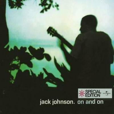 Jack Johnson : On and On CD (2003)