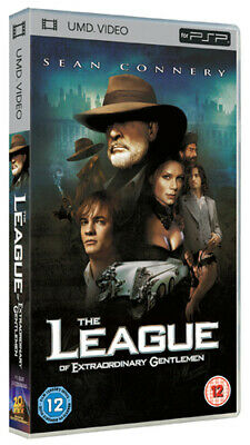 League of Extraordinary Gentlemen  DVD UMD Mini for PSP