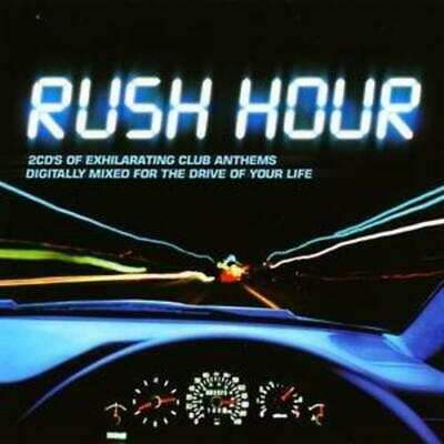 Various Artists : Rush Hour CD 2 discs (2004) Expertly Refurbished Product