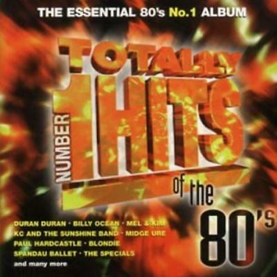 Various Artists : Totally No.1s of the 80s CD