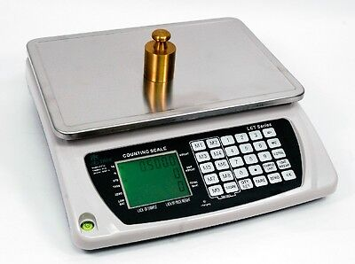 3.3 x .0001 LB Digital Counting Coin Scale 1.5 KG x 0.005 kg Inventory